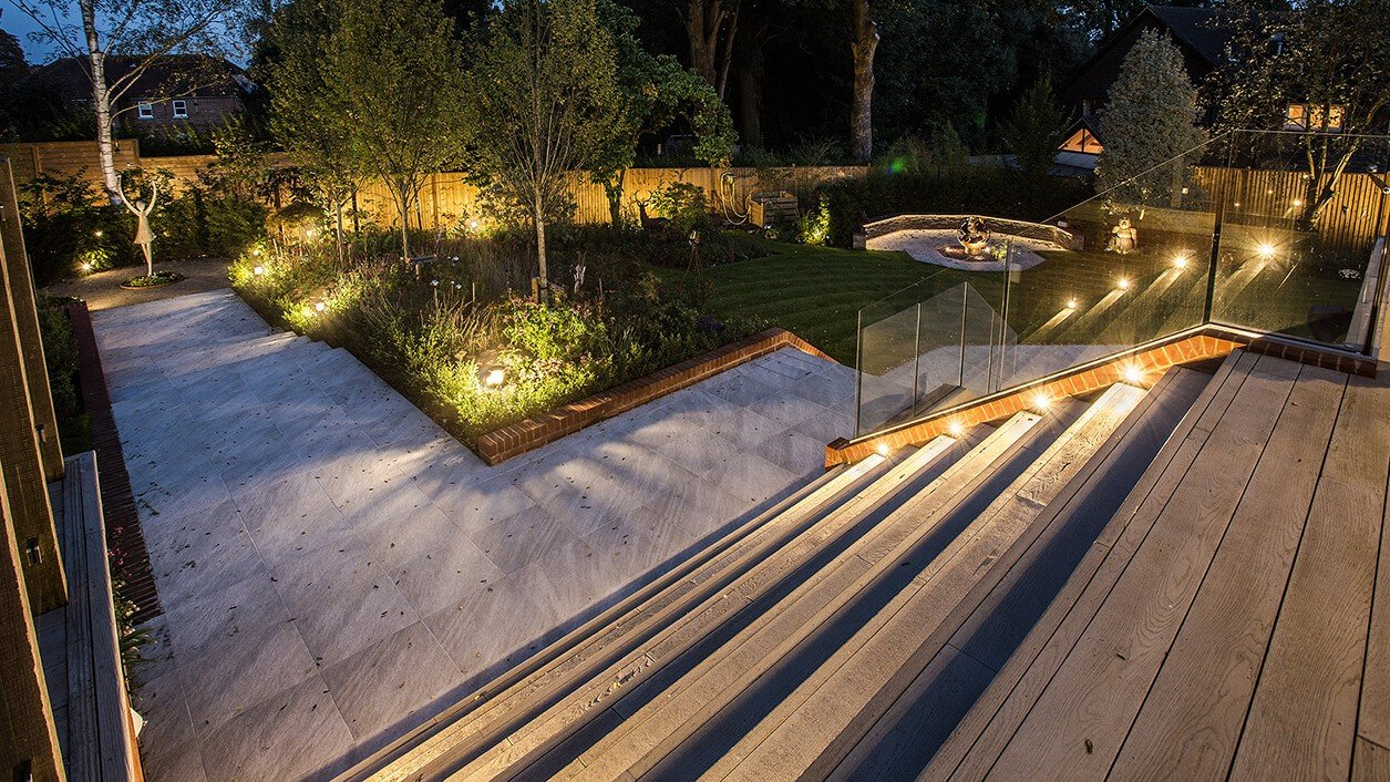 How To Enhance Your Outdoor Space with Garden Lighting Design