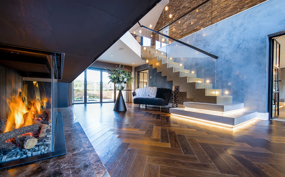 Lighting Design Tips: How To Light Up Your Indoor Staircase